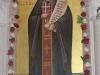 Ἡ εἰκών τοῦ νέου ἱερομάρτυρος ἁγίου Φιλουμένου, ἡγουμένου τοῦ  Φρέατος