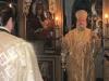 Θεία Λειτουργία, προεξάρχοντος τοῦ Μητροπολίτου Καπιτωλιάδος κ. Ἡσυχίου