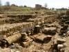 Τό Cardo, ὁ κεντρικός δρόμος - Καισάρεια τοῦ Φιλίππου