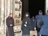 Ὁ Σεβασμιώτατος Ἀρχιεπίσκοπος Ἱεραπόλεως κ. Ἰσίδωρος & ὁ Φραγκισκανός ἀντιπρόσωπος.
