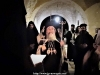 Ὁ Μακαριώτατος προεξάρχων εἰς τήν πανήγυριν τοῦ ὁσίου Ἰωάννου τοῦ Χοζεβίτου.