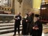 Ἐπίσκεψις τοῦ Μακαριωτάτου Πατριάρχου Ἱεροσολύμων & τῆς Συνοδείας εἰς τό Βατικανόν.