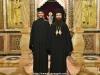 Ἀναμνηστική φωτογραφία- ὁ Ἱεροδιάκονος Πατρίκιος μετά τοῦ Σεβασμιωτάτου Ἱεραπόλεως.