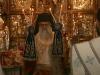 Ὁ Σεβασμιώτατος Ἀρχιεπίσκοπος Μεθόδιος ἔμπροσθεν τοῦ Φρικτοῦ Γολγοθᾶ