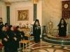Ὁ Ἀρχιεπ. Μεθόδιος προσφωνῶν τόν Μακαριώτατον εἰς τήν αἴθουσαν τοῦ θρόνου