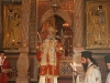 Ὁ Σεβασ. Μητροπολίτης κ. Ἡσύχιος εἰς τήν Λειτουργίαν τῆς Ἀποδόσεως τοῦ Πάσχα