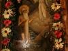 Ἡ εἰκών τοῦ Ἁγίου Ὀνουφρίου τοῦ Αἰγυπτίου εἰς τήν Ἱεράν Μονήν αὐτοῦ