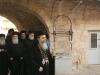 His Beatitude and the Archbishops proceeding to the 'Epitropikon'