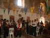 His Beatitude presiding at Matins