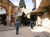 Access from St. Efthymios Market and through to the Metochion of Gethsemane.