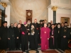 Commemorative photo of H.B. with the leaders of the other denominations.