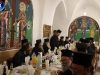 16. The Lenten lunch at the Central Monastery