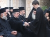 03. Students of the Patriarchal School of Zion serving wine to the Brotherhood.