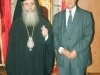6.His Beatitude with Professor Kitromilides.