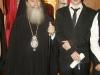 10.His Beatitude and the graduate Mr. Miniadis Ioannis.