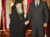 His Beatitude with Prime Minister Milorad Dodik.
