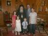 His Beatitude, Mr. Mougrabi and his children.