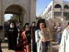 The reception of His Beatitude at the Holy Church of the Annunciation of the Theotokos