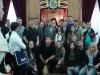 Commemorative photo of the visit
