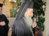 His Beatitude entering the Monastery