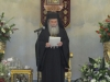 H.B. Patriarch of Jerusalem Theophilos III during His speech.