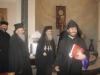His Beatitude with Armenians.