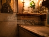 Inside the Holy Sepulchre