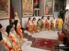 His Beatitude with co-officiating Prelates
