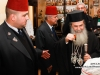 His Beatitude proposes a toast