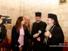 His Beatitude and father Issa Musleh
