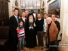 His Beatitude with members of the Community