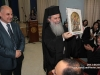 His Beatitude receives honorary plaque