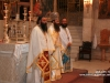 The Most Reverend Isidoros at the divine liturgy