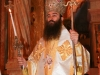 """The Most Reverend Isidoros chanting """"Christ is risen"""""""