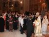 The Archbishop of Hierapolis offering antidoron