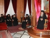 His Beatitude, the officiating prelate and retinue