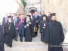 His Beatitude and His Excellency on the Patriarchate's street