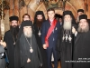 Commemorative photograph at the Holy Sepulchre
