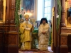 Patriarchal liturgy at the Russian Church of the Holy Trinity