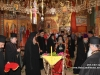 His Beatitude officiating in the Holy Church