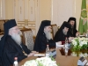 The meeting of their Holinesses the Patriarchs in Moscow
