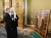 His All Holiness the Patriarch of Moscow with President Putin