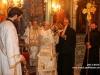 His Beatitude leading the Divine Liturgy