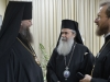 His Beatitude at the Ecclesiastical Center of Minsk