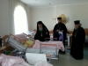 His Beatitude visits patients at the Ecclesiastical Center of Minsk