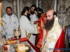 The Archbishop of Hierapolis at the Divine Liturgy