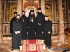 Commemorative photograph with the Templar Fathers