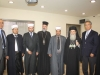 His Beatitude & retinue with official guests