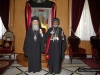 His Beatitude and the new Ethiopian Archbishop