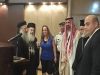 His Beatitude, the Prince and prominent participants
